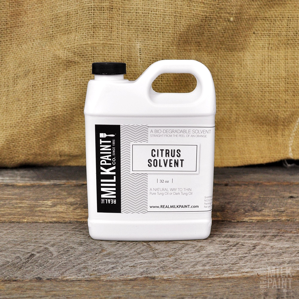 Natural Citrus Solvent Natural Paint Thinner