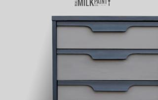 Real Milk Paint's color of the month: Black Iron